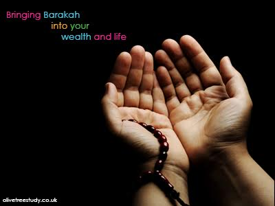 Bringing Barakah into your wealth and life